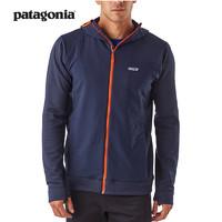 PATAGONIA巴塔哥尼亚Crosstrek Hybrid Hoody 男式抓绒上衣 23800