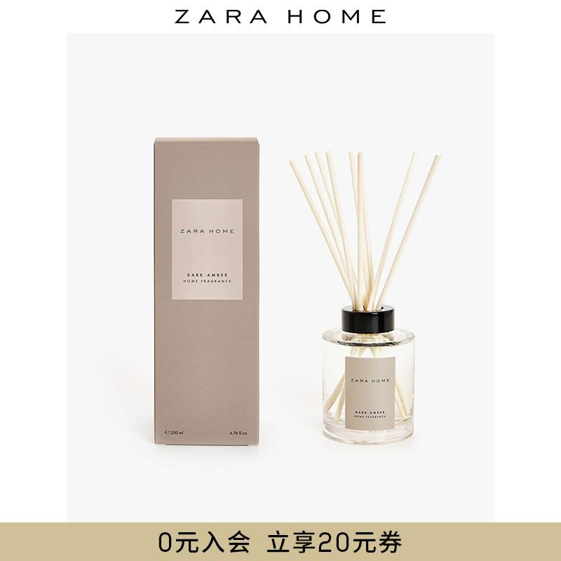ZARA HOME 深色琥珀香薰棒挥发式香薰精油 (200ml)