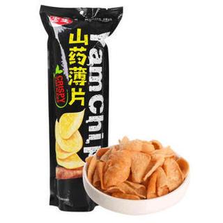 宏途 山药薄片脆片 (90g、4包)