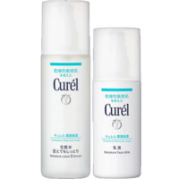 Curel 珂润 面霜水乳套装 3号水+乳液+面霜