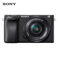 SONY 索尼 ILCE-A6400 微单数码相机
