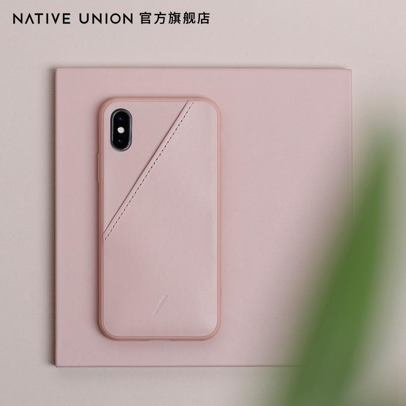 NATIVE UNION 皮质苹果手机壳