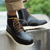 YANXUAN 网易严选 23710835814 男士工装靴