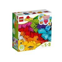 LEGO乐高 Duplo得宝系列 10848 基础积木套装  1.5-5岁玩具