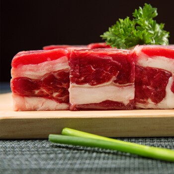 ZHUO CHEN 卓宸 巴西牛腩块 5kg