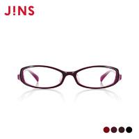 睛姿JINS近视眼镜SA复古感镜框可配防蓝光辐射镜片女LCF15S022