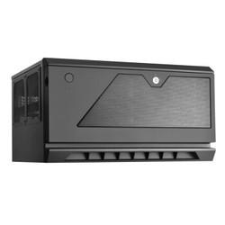 银欣(SilverStone)CS381 专业热插拔存储机箱(NAS机箱/可支持12颗硬盘)