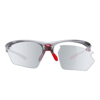 RUDY PROJECT运动骑行眼镜太阳镜2019年镀膜变色跑步户外骑行眼镜太阳镜STRATOFLY 镜面暗黑/镀膜黑