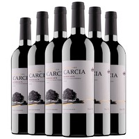 FAGUO 法国 卡西雅赤霞珠波尔多AOP 原瓶进口 干红葡萄酒 13度 750ml*6瓶