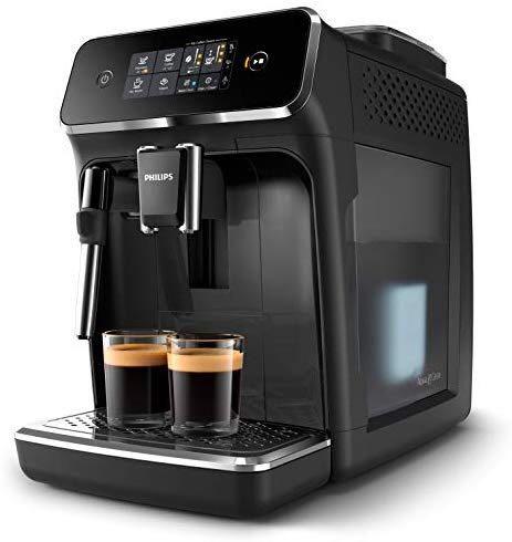 PHILIPS 飞利浦 2200系列 EP2131/62 全自动咖啡机 黑色