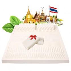 金橡树 泰国原产进口天然乳胶床垫 多规格选 乳胶含量93%泰美