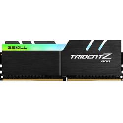 G.SKILL 芝奇 TridentZ RGB 幻光戟 DDR4 3000MHz 台式机内存 16GB
