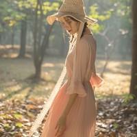 La·go·go 拉谷谷 HALL432C25 女士连衣裙 *2件