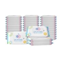 植护 婴儿湿巾 10抽 10包装