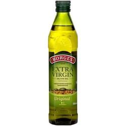 BORGES 伯爵 特级初榨橄榄油 500ml *3件