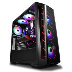 京天 台式电脑主机( R7 3700X、海盗船16GB、三星256GB、讯景RX5700XT)