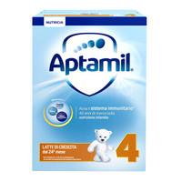 Aptamil 爱他美 幼儿配方奶粉  4段 纸盒装 700g *2件