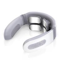 颈椎按摩器家用电动智能护颈仪脖子按摩神器脉冲理疗肩颈部按摩仪
