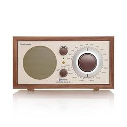 Tivoli Audio 美国流金岁月 M1BT 复古收音机款胡桃木米色蓝牙音箱