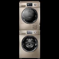 LittleSwan 小天鹅 TG120-1616MDG+TH100-H16G 洗烘组合套装
