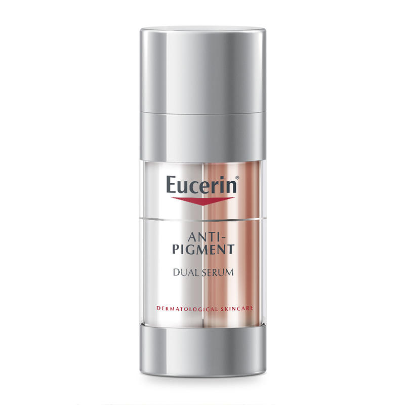 EUCERIN 优色林双管祛斑美白透明质酸双效精华素 30ml
