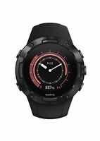 Suunto 5中性GPS 多功能手表,适用于成人,矿物玻璃,不锈钢/硅胶