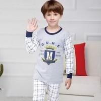 MIQIER 米琦尔 儿童纯棉内衣套装