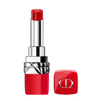 Dior 迪奥 436 红管唇膏 脏橘色枫叶红