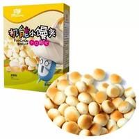 FangGuang 方广 机能小馒头 80g 蛋黄味 *8件