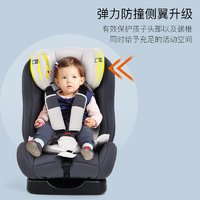 Pouch 儿童汽车座椅车载宝宝座椅 Q18