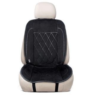 CarSetCity 卡饰社 单座天鹅绒系列 加热保暖汽车坐垫 *2件 +凑单品