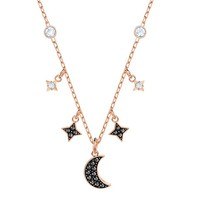 SWAROVSKI 施华洛世奇 5429737 星星月亮女士项链