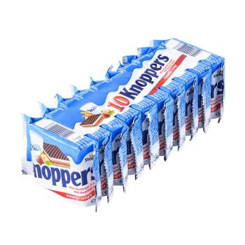 Knoppers 威化饼 牛奶五层巧克力夹心饼 25*24g