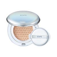 IOPE亦博气垫BB霜裸妆粉底液钻白遮瑕防晒 附替换装 任何肤质