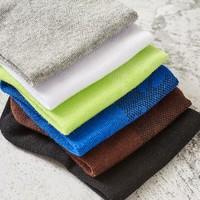 品答 PDW-1800626 男士中筒棉袜 6双装