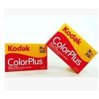 Kodak 柯达 colorplus 200度彩色胶片
