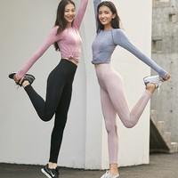 暴走的萝莉 SYLPHLIKE LOLI LLCK02925 高腰镂空健身裤