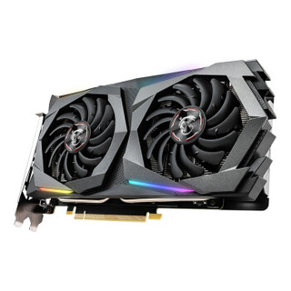 MSI 微星 旗舰魔龙 GeForce GTX 1660 SUPER GAMING X 显卡 6GB