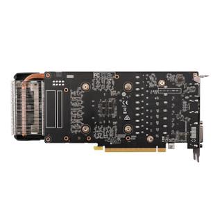 ZOTAC 索泰 RTX2070-8GD6 霹雳版 HA 显卡 8GB