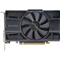 昂达(ONDA)GTX1650典范4GD5 1665MHz/8000MHz 4G/128bit GDDR5 PCI-E 3.0游戏显卡