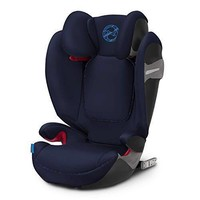 Cybex 赛百适 solution s-fix 儿童安全座椅 3-12岁