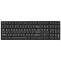 iKBC W210 2.4G无线 机械键盘 (Cherry茶轴、PBT、108键)