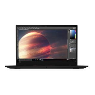 ThinkPad X1 隐士 2019 20QVA000CD 英特尔酷睿i7 创意设计电脑 15.6英寸4K高清大屏轻薄便携设计师笔记本