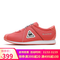 乐卡克法国公鸡蒙贝利尔简洁时尚运动休闲鞋男女CMT-193312 余辉桔 38.5