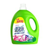 新88VIP : EVER GREEN 绿伞 洗衣液 薰衣芳菲 3.88kg *2件