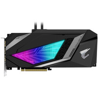GIGABYTE 技嘉 AORUS GeForce RTX 2080 SUPER Waterforce 显卡 8GB
