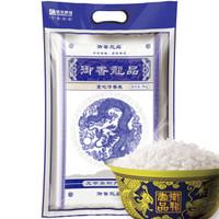 御香龙品 寒地清香 长粒香米 5kg *5件