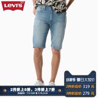 Levi's李维斯男士505宽松直筒中腰牛仔短裤28721-0006