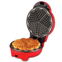 电饼铛家用双面加热华夫饼机蛋糕机烙饼锅全自动电饼档鸡蛋仔机