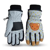 TQT   儿童保暖 滑雪手套